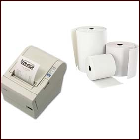 Thermal Receipt Rolls 8024T 80mmx80mmx12mm