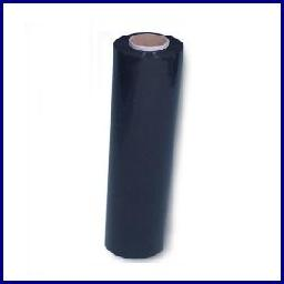 Black Blown Hand Stretch Pallet Wrap 23umx260M